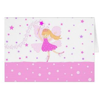 Star fairy - Card