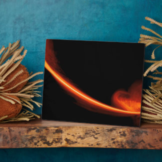 Star Falling Into Black Hole NASA Space Display Plaque