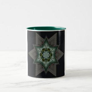 Star Faze Two-Tone Coffee Mug