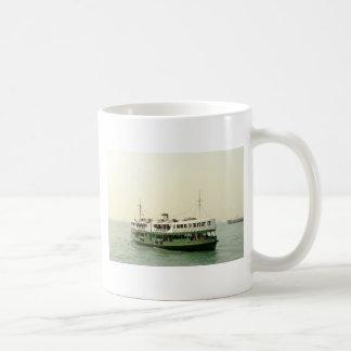 Star Ferry Hong Kong Coffee Mugs