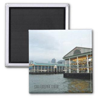 Star Ferry Pier Central Magnet