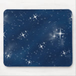 Star Field Blue #3 Mouse Pads