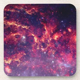 Star Field in Deep Space Beverage Coaster
