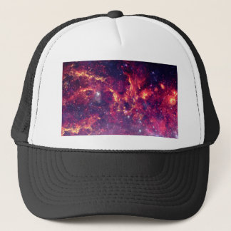 Star Field in Deep Space Trucker Hat