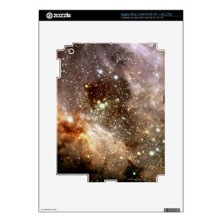 Star Field iPad 3 Decal