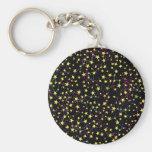 Star Field Keychain