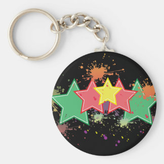 star fire key chain