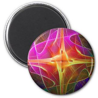 Star Fire Magnet