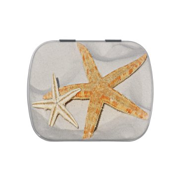 Star Fish at the Beach Jelly Belly Candy Tins