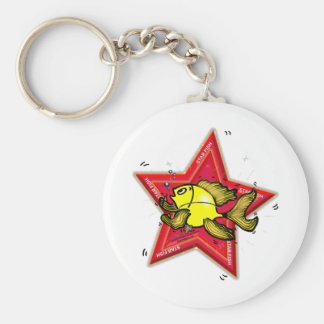 Star fish keychain