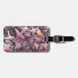 Star Fish Luggage Tag