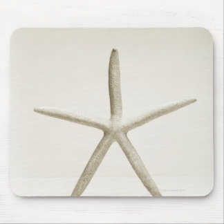 Star fish shell mouse pad
