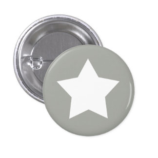 Star flair pinback button