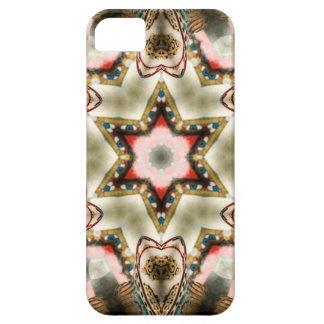 Star/Flower kaleidoscope Pattern iPhone SE/5/5s Case