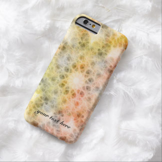 Star/Flower mandala Pattern iPhone 6/Plus Cas Barely There iPhone 6 Case