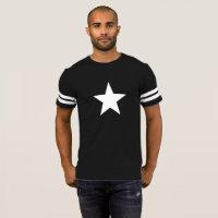 Star Football Jersey T-Shirt