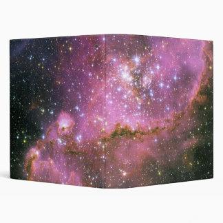 Star Formation Cluster NGC 346 3 Ring Binder