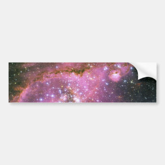 Star Formation Cluster NGC 346 Bumper Stickers