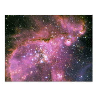 Star Formation Cluster NGC 346 Postcards