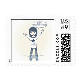 star formation postage