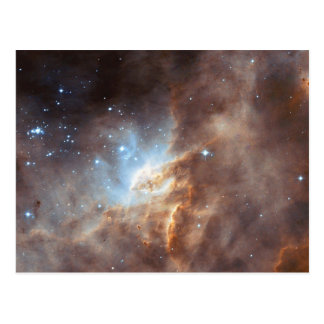 Star formation postcard