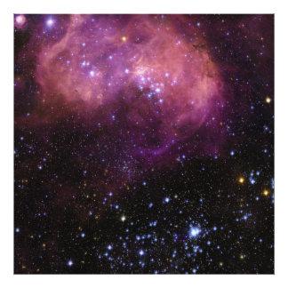 Star Formation Region N11 Magellanic Cloud Photo