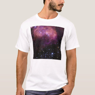Star Formation Region N11 Magellanic Cloud T-Shirt