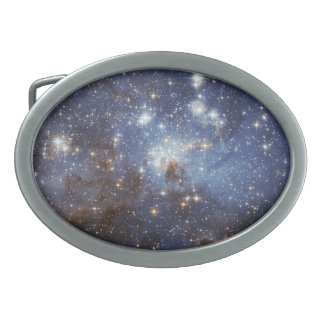 Star Forming Belt Buckle