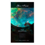 Star-Forming Nebula near NGC 2074 Business Card