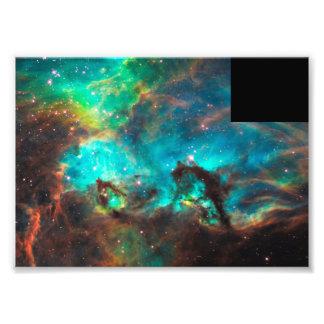 Star-Forming Nebula near NGC 2074 Photo
