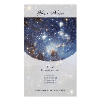 Star-Forming Region LH 95 Double-Sided Standard Business Cards (Pack Of 100)