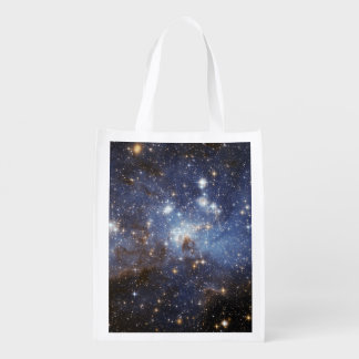 Star-Forming Region LH 95 in the Large Magellanic Reusable Grocery Bag