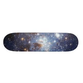 Star-Forming Region LH 95 in the Large Magellanic Skate Decks