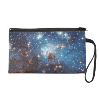 Star-Forming Region LH 95 in the Large Magellanic Wristlet Purse