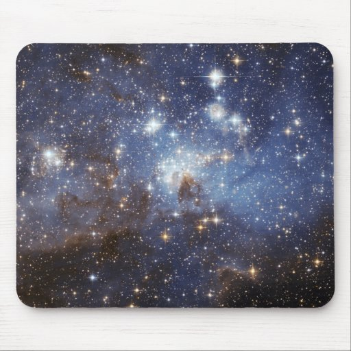 Star-Forming Region LH 95 Mouse Mat