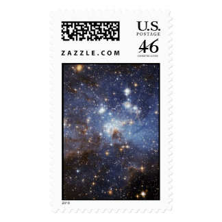 Star-Forming Region LH 95 Stamps