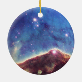 Star-Forming Region NGC 3324 Ceramic Ornament