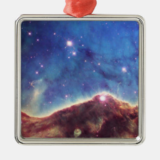Star-Forming Region NGC 3324 Metal Ornament