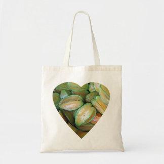 Star Fruit Budget Tote Bag