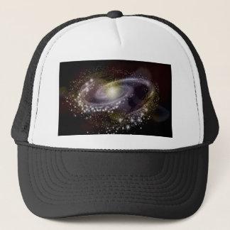 Star Galaxy Galactic Space Print Trucker Hat
