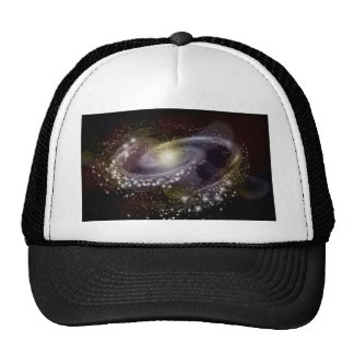 Star Galaxy Galactic Space Print Trucker Hat