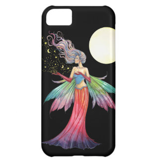 Star Gatherer Colorful Fairy Fantasy iPhone 5C Cover