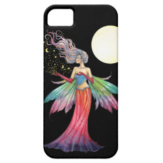 Star Gatherer Colorful Fairy Fantasy iPhone SE/5/5s Case
