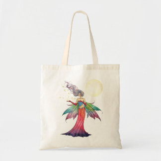 Star Gatherer Fairy Art Tote Bag