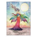 Star Gatherer Fairy Greeting Card