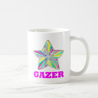 Star Gazer in Pink Coffee Mug