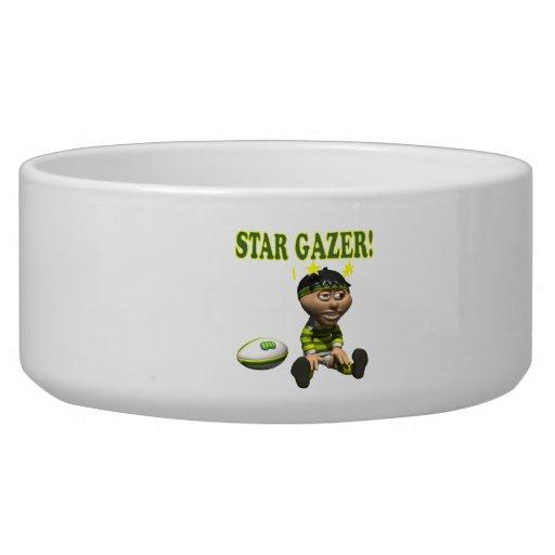 Star Gazer Pet Food Bowls