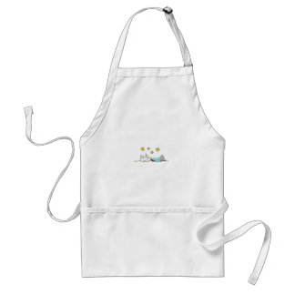 Star Gazers Adult Apron