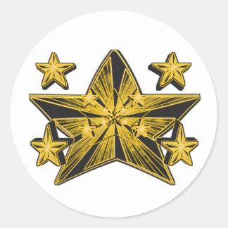 Star Genesis (Super Nova Artistic Conception) Stickers
