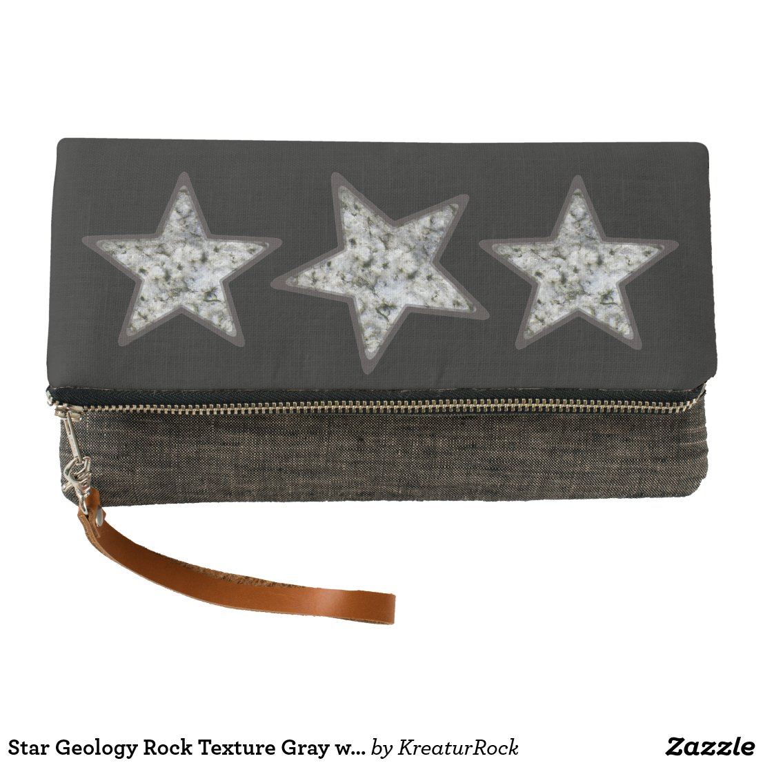 Star Geology Rock Texture Gray with any Color